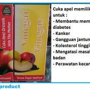 Cuka Apel Vinegar Untuk Kesehatan 330 Ml (29592725) di Kota Jakarta Selatan