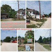 Tanah Ada Rumah Lintas Strategis (29593148) di Kab. Kampar