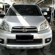 DAIHATSU TERIOS TX M/T 2013 SILVER (29595815) di Kota Medan