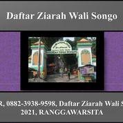 TOUR, 0882-3938-9598, Daftar Ziarah Wali Songo, 2021, RANGGAWARSITA (29603711) di Kota Semarang