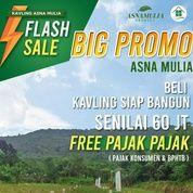 60jt Sudah Punya Properti Tanah Kavling Bogor Dekat IPB Dramaga (29604327) di Kota Bogor