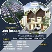Investasi Villa Di Puncak Promo Full Furnished Standar Hotel (29605636) di Kab. Bogor