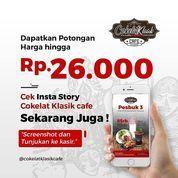 Coklat Klasik Cafe Dapatkan potongan hingga Rp. 26.000 (29606856) di Kota Malang