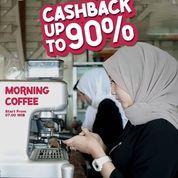 Cafe Langit Lampung Cash back 90% (29607134) di Kota Bandar Lampung