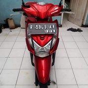 2014 Honda Beat Merah Kondisi Oke (29607972) di Kab. Banyumas