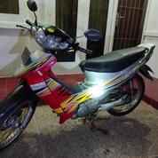 Motor Suzuki Shogun 125R Tahun 2005 Pajak Mati Dari Juni 2020 Tidak Pernah Dipakai 1 Tahun Lebih (29611281) di Kota Tangerang