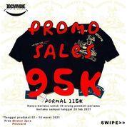 EDCMMDIE PRE-ORDER (PROMO) 95K Hanya berlaku untuk 30 orang pembeli pertama (29613491) di Kota Jakarta Selatan