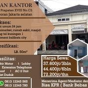 Kantor Mampang Prapatan XVIII No.C3 Duren Tiga Pancoran Jakarta Selatan (29613856) di Kota Depok