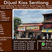 Kios Sentiong Johar Jakarta Pusat (29613911) di Kota Jakarta Pusat