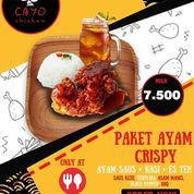 Cayo Chicken LAST PROMO FEBRUARI NIHH di GRABFOOD &GOFOOD (29614388) di Kota Jakarta Selatan
