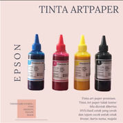 Tinta Art Paper Epson Premium Grade A 1 SET 4 WARNA (29620402) di Kota Surabaya