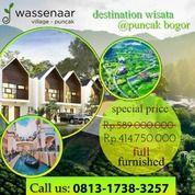 Villa Puncak Murah Fasilitas Smart Home Integrated System (29620537) di Kab. Bogor