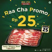 Raa Cha Promo Rp 25,-* (29621080) di Kota Jakarta Selatan