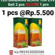 TEH DANDANG BLACK TEA 25's (Beli 2pcs Gratis 1pcs) (29622520) di Kota Yogyakarta
