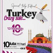 TD Travelindo Group Special Tulip Festival (29622541) di Kota Jakarta Selatan