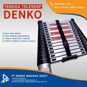 Tangga Lipat Alumunium Teleskopik / Single Telescopic Ladder (29622923) di Kota Semarang
