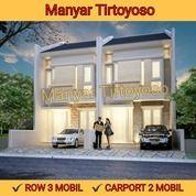 Rumah Manyar Tirtoyoso Selatan New Project (29625285) di Kota Surabaya