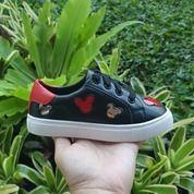 Mickey Hitam Sepatu Sneaker Anak Import On Promo (29625931) di Kota Bandung