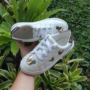 Mickey White Sepatu Sneaker Anak Import On Promo (29626058) di Kota Bandung