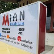 Neon Box Akrilik Ukuran 125 X 80 Cm (29633137) di Kota Medan