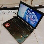 Laptop HP 14 AMD E1-2100 Radeon Ram 2gb HDD 320gb (29633320) di Kota Jakarta Barat