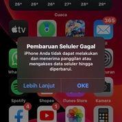 Iphone 7 128GB - IC Baseband (Normal Bukan Bypass) (29634088) di Kota Malang