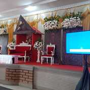 Sewa Rental Tv Wedding Di Medan (29634248) di Kota Medan