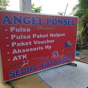 Pembuatan Neon Box Kotak (29636200) di Kota Medan