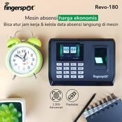 Alat Absensi Revo 180 Fingerspot (29637832) di Kota Pagar Alam