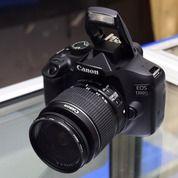 Kamera DSLR Canon EOS 1300D Lensa Kit Built-In Wi-Fi ( Siap Pakai ) (29639156) di Kota Malang