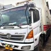 PINTU10+5banBARUGANTI, Hino Tronton 6x2 FL235JW Box Besi 2012 Bok JW (29639581) di Kota Jakarta Utara