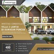 Villa 2 Lantai Murah 400jutaan Fasilitas Smart Home System Di Puncak Cipanas (29640844) di Kab. Bogor