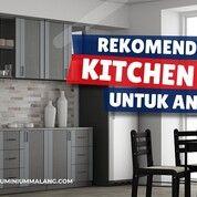 TERMURAH!! WA: O8l2-3787-8O99, Kitchen Set Untuk Kompor Tanam Batu (29641593) di Kota Batu