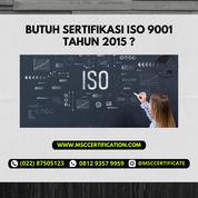 Sertifikat Iso 9001 Tahun 2015 Termurah (29641919) di Kab. Bandung