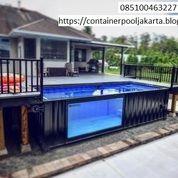 Pembuatan Kontainer Pool, Kolam Renang Kontainer (29642689) di Kota Bengkulu