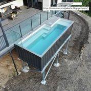 Pembuatan Kontainer Pool, Kolam Renang Kontainer (29642966) di Kota Malang