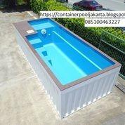 Pembuatan Kontainer Pool, Kolam Renang Kontainer (29643012) di Kota Pontianak