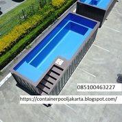 Pembuatan Kontainer Pool, Kolam Renang Kontainer (29643076) di Kota Samarinda