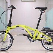 "Sepeda Lipat 16"" Dahon Ion Hollywood New (29643573) di Kab. Bantul"