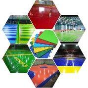 Lantai Interlock Flooring Futsal Indoor Kualitas (29644994) di Kota Padang Panjang