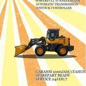 Promo New Normal !!! Wheel Loader Yunnei Engine Turbo Murah & Tangguh (29646971) di Kab. Bone Bolango