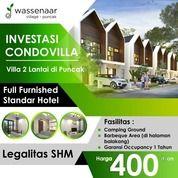 Villa Baru 2 Lantai Harga Perdana 400jutaan Di Wassenaar Village Puncak (29647359) di Kab. Bogor