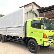 MULUS+10 BanBARU, MURAH Hino Tronton 6x2 FL235JW Wingbox 2013 Wing Box (29649321) di Kota Jakarta Utara