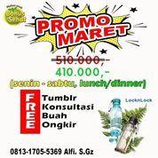 Bonus Sehat WELCOME MARCH. BULAN BARU PROMO BARU! (29650917) di Kota Jakarta Pusat