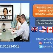 Training Bahasa Inggris Karyawan Dengan Bule Native Speaker (29653466) di Kota Jakarta Selatan