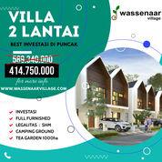 Villa Baru Di Puncak Mountain View Dan Citylight View (29658308) di Kab. Bogor
