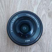 Lensa Sony 16 50mm E Mount Bekas / Second (29661285) di Kota Jakarta Selatan