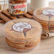Kue Semprong Jaman Now Varian Nutella Cocok Untuk Anak-Anak (29661310) di Kota Jakarta Selatan