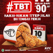 KFC TBT (THE BEST THURSDAY) (29661403) di Kota Tangerang