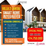 Villa Puncak View Langsung Kebun Teh Seluas 1000 Ha Gedeh (29665300) di Kab. Bogor